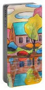 Lakeside Dream House Portable Battery Charger