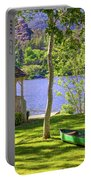 Lakeside Relaxation Portable Battery Charger