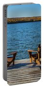 Lakeside Seating For Two Portable Battery Charger