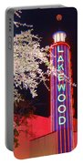 Lakewood Theater Portable Battery Charger