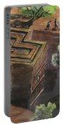 Lalibela Church Portable Battery Charger