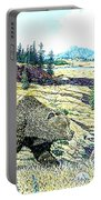 Lamar Valley Grizz Portable Battery Charger