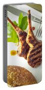 Lamb Chop 4 Portable Battery Charger