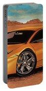 Lamborghini Reventon 2007 Painting Portable Battery Charger