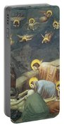 Lamentation Of Christ Portable Battery Charger