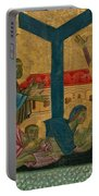 Lamentation Of The Dead Christ Portable Battery Charger