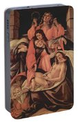 Lamentation Over The Dead Christ 1490 Portable Battery Charger