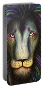 Lamenting Leo Portable Battery Charger