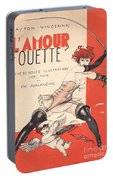 L'amour Fouette Portable Battery Charger
