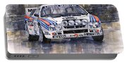 Lancia 037 Martini Rally 1983 Portable Battery Charger