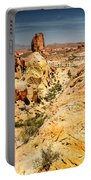 Land Of Sandstones Valley Of Fire Portable Battery Charger