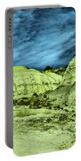 Land Of Turmoil Portable Battery Charger
