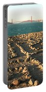 Lands End Labyrinth Portable Battery Charger