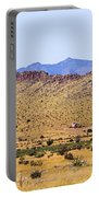 Landscape Galisteo Nm I10n Portable Battery Charger
