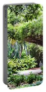 Landscape Rip Van Winkle Gardens Louisiana  Portable Battery Charger