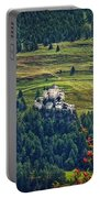 Landscape With Castle Portable Battery Charger