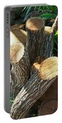 Landscaper Art Portable Battery Charger
