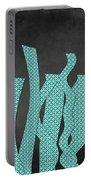 Languettes 02 - Aqua Portable Battery Charger
