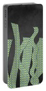 Languettes 02 - Lime Portable Battery Charger