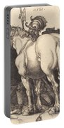 Large Horse Portable Battery Charger