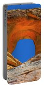 Large Sandstone Arch Valley Of Fire Portable Battery Charger