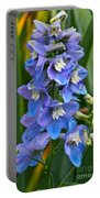 Larkspur And Lady Friend Portable Battery Charger