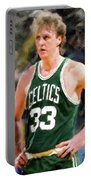 Larry Bird - 01 Portable Battery Charger