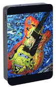Larry Carlton Guitar Portable Battery Charger