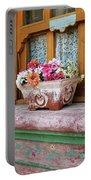 Las Flores Portable Battery Charger