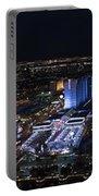 Las Vegas Strip 1 Portable Battery Charger
