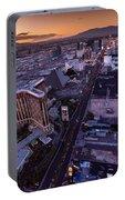 Las Vegas Strip Aloft Portable Battery Charger