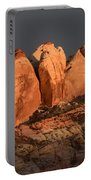 Last Light Valley Of Fire Portable Battery Charger