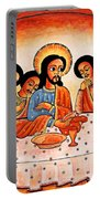 Last Supper Angels Portable Battery Charger