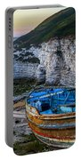 Late Evening North Landing Flamborough Portable Battery Charger