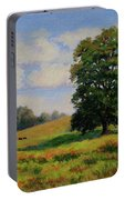 Late Summer Pastoral Portable Battery Charger