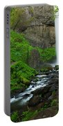 Latourell Falls Oregon Portable Battery Charger