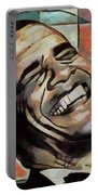 Laughing President Obama Portable Battery Charger