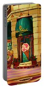 Laura Secord Candy And Cone Shop Portable Battery Charger