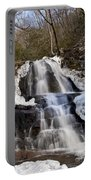 Laurel Falls In Gatlinburg Tennessee Portable Battery Charger