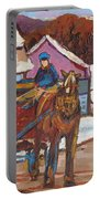 Laurentian Carriage Ride Portable Battery Charger