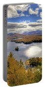Laurentian Mountains II Portable Battery Charger
