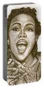 Lauryn Hill Portable Battery Charger