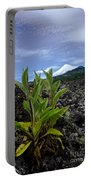 Lava And Villa Rica Volcano Portable Battery Charger