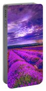 Lavandula Portable Battery Charger