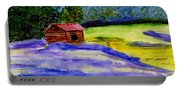 Lavender Barn Portable Battery Charger
