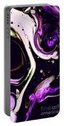 Lavender Flow Portable Battery Charger