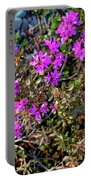 Lavender In The Wild Portable Battery Charger