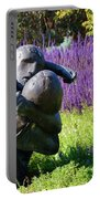 Lavender Lovers Portable Battery Charger