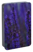 Lavender Night Portable Battery Charger