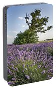 Lavender Provence  Portable Battery Charger